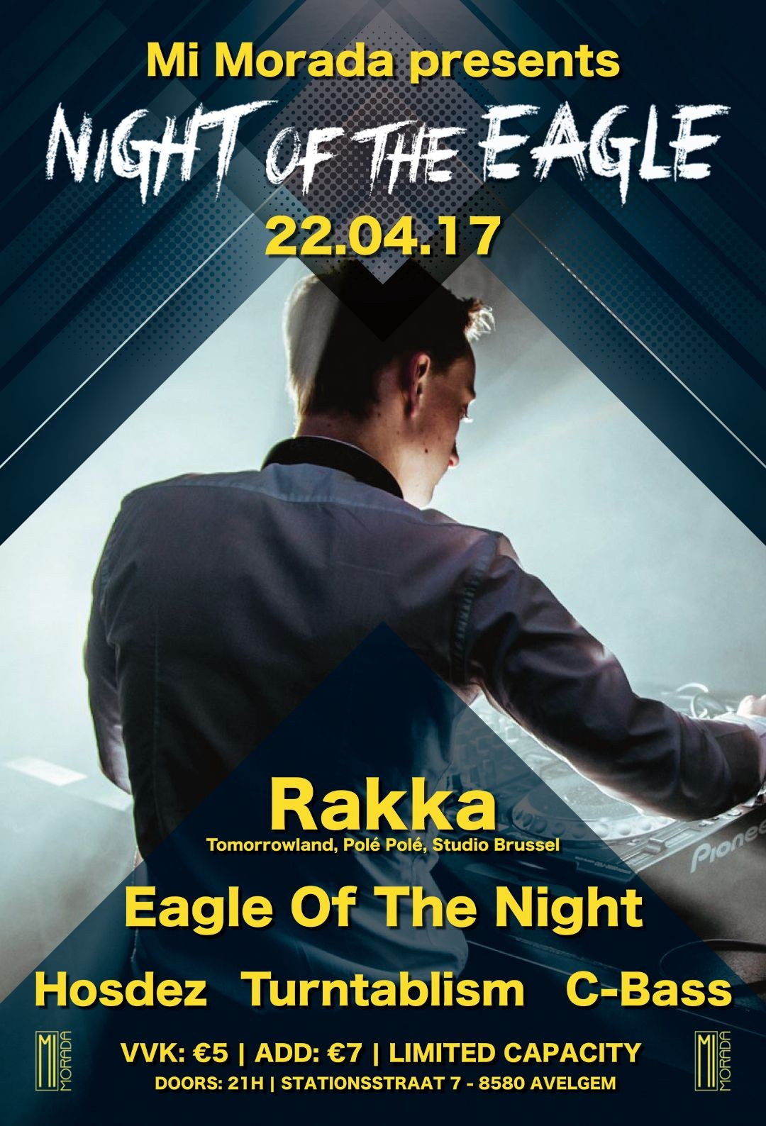 Affiche Night Of The Eagle PART 3